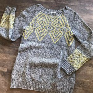 Maurices Womens Tunic Sweater